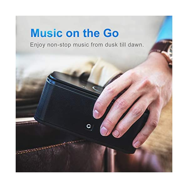 Touch Wireless Portable Bluetooth Speaker 6