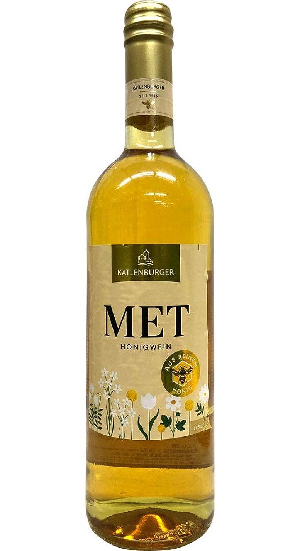 カプラーナインへ現像[新ラベル] ドクターディムース カトレンブルガー ハニーワイン ミード (はちみつのお酒) 750ml