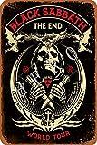 Generic Brands Black Sabbath The End World Tour Vintage