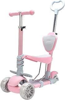 Diseño Plegable Scooter De 3 Ruedas Patinete Infantil Patinete ...