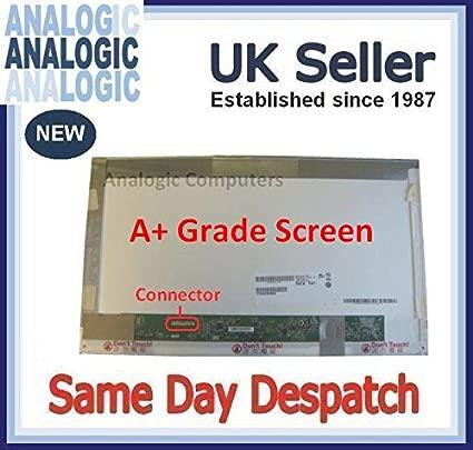 Analogic Neue Toshiba Qosmio x870-bt3g23 nbsp Laptop Bildschirm 43 9 nbsp cm LED Backlit HD Schätzpreis : 70,38 €