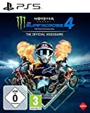 Monster Energy Supercross - The Official Videogame 4 (Playstation 5)