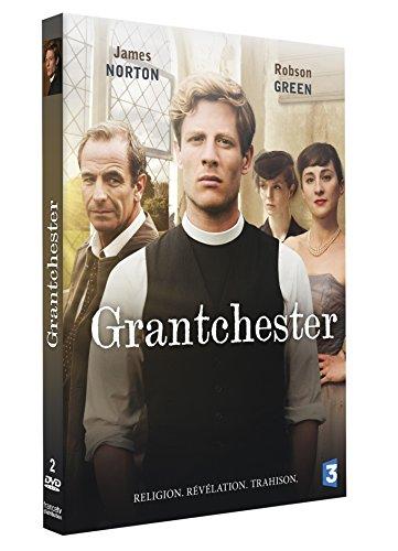 51zeoN7wP L. SL500  - Grantchester décroche une saison 3, Sidney Chambers continue d'aider la police