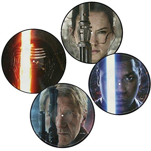 Star Wars: the Force Awakens (Picture Discs) [Vinyl LP]