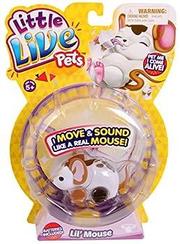 Best lil live mouse 2 Reviews