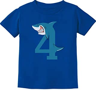 shark party shirt