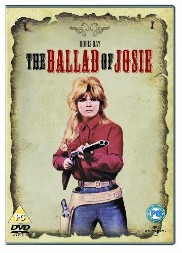 Das Teufelsweib von Texas / The Ballad of Josie [UK Import]