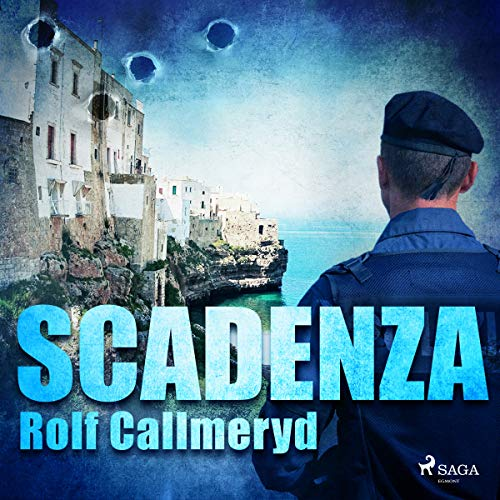 Scadenza audiobook cover art