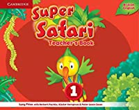 Super Safari Level 1 Teacher's Book (Super Minds)