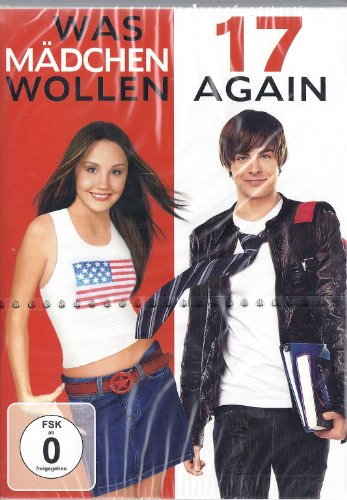 Was Mädchen wollen / 17 Again [2 DVD Box]