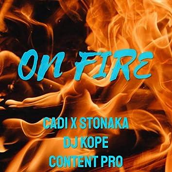 On Fire (feat. DJ Kope)