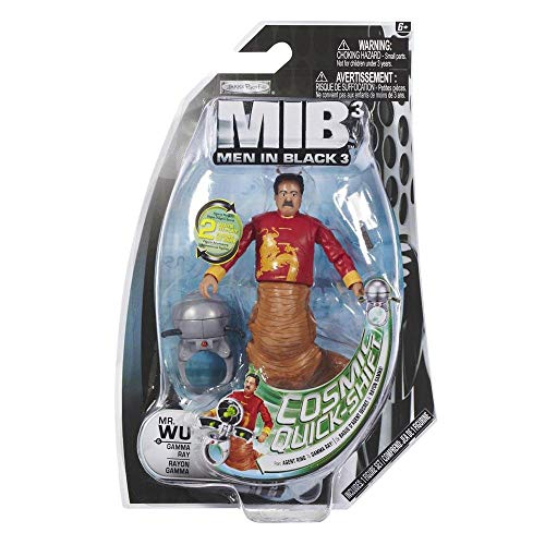 Men In Black 3 Basic 10 cm Action Figure Mr. WU