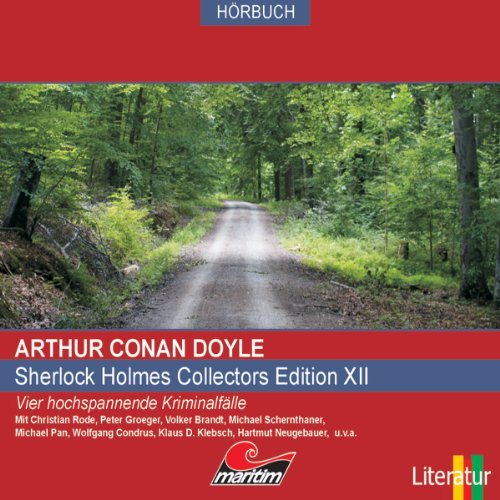 Sherlock Holmes Collectors Edition XII audiobook cover art