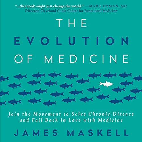 The Evolution of Medicine cover art