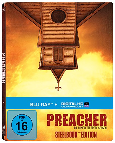 Staffel 1 (Steelbook) [Blu-ray]