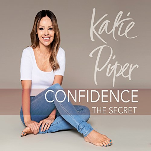 Confidence: The Secret audiobook cover art
