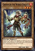 2017 Yu-Gi-Oh Code of the Duelist Unlimited #COTDEN019 Chosen by the World Chalice C