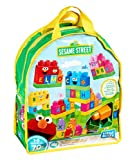 Mega Bloks Lets Build Sesame Street Buildable Playset