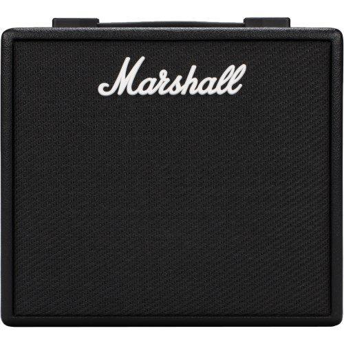 Marshall Code 25C 25W schwarz–Lautsprecher (Boden, schwarz)