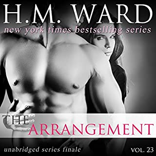 The Arrangement 23 audiobook cover art