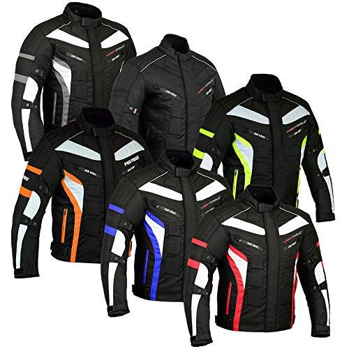 REXTEK Chaquetas de moto Impermeable Chaqueta de diseño de alta calidad Shirt Gears Bartack cosida Chaqueta todo el tiempo para hombres adultos Niños