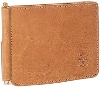 IL BISONTE(イルビゾンテ) 財布 メンズ CLASSIC 2つ折り財布 PETRA C0963-PO-681 [並行輸入品]