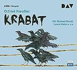Krabat: Hörspiel mit Michael Mendl, Laura Maire u.v.a. (3 CDs) - Otfried Preußler