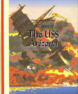 The Story of the USS Arizona (Cornerstones of Freedom)