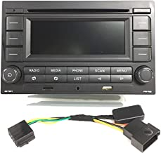 $109 » Sponsored Ad - RCN210 Car Radio Stereo CD Player Built-in Bluetooth USB MP3 AUX SD for VW Polo 9N Golf R32 Jetta MK4 Passa...
