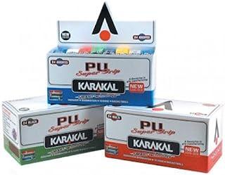 Karakal PU Replacement Grips Tennis Squash Badminton - White (24 Grips)