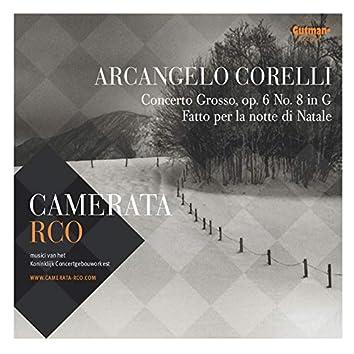 Arcangelo Corelli: Concerto Grosso, Op. 6 No. 8 in G