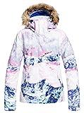 Roxy Jet Ski Se-Chaqueta para Nieve para Mujer, Bright White pyrennes, XS