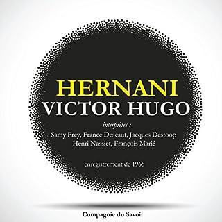 Couverture de Hernani