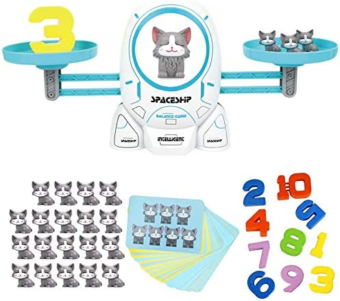 Math Educational Games Learning Toys Games for Kids Ages 3 4 5 6 7 Year Old and Up Stem Preschool product image