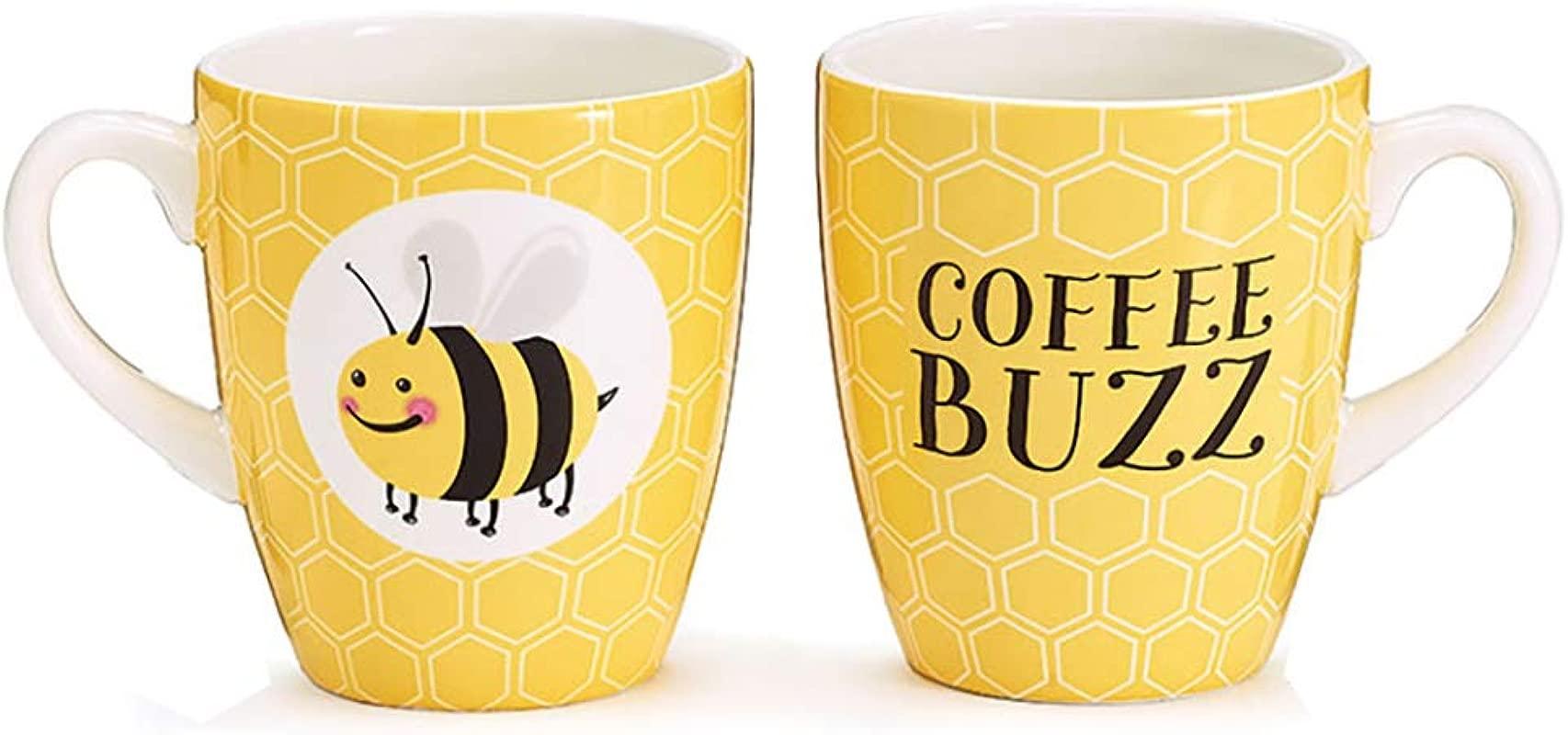 Burton Burton Mug Bee Buzzed Decal