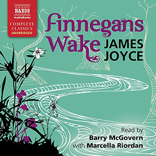 Finnegans Wake Audiobook By James Joyce cover art