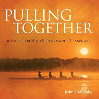 Pulling Together audiobook cover art