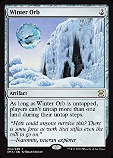 Magic: the Gathering - Winter Orb (234/249) - Eternal Masters