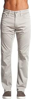 Men's Zach Regular-Rise Straight-Leg Jeans, Grey Twill, 34W X 34L