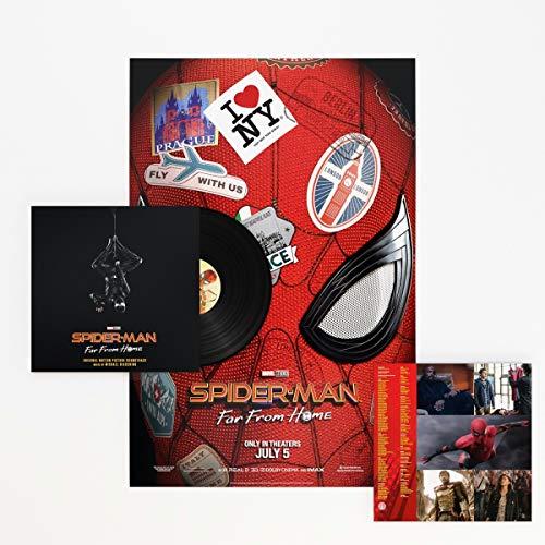 Spider-Man: Far From Home (Original Motion Picture Soundtrack) [Disco de Vinil]