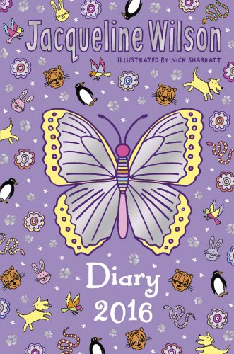 Jacqueline Wilson Diary 2016 (Diaries 2016)