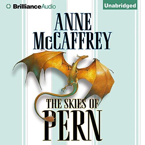 The Skies of Pern cover art