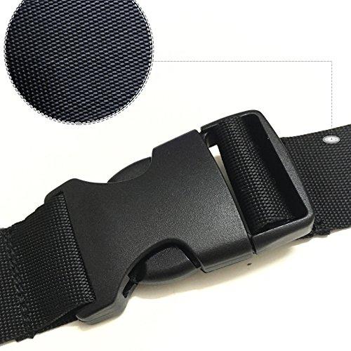 Zarpma bambino cintura di sicurezza a 2punti, imbracatura di sicurezza per bambini, per lavastoviglie fascetta per Old version Ikea Antilop seggiolone