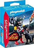 PLAYMOBIL Especiales Plus- Wolf Warrior Figura con Accesorios, Multicolor (5385)