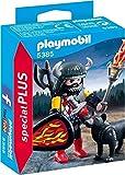 PLAYMOBIL Especiales Plus- Wolf Warrior Figura con Accesorios, Multicolor (5385)