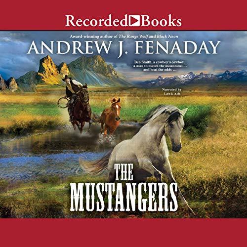The Mustangers audiobook cover art