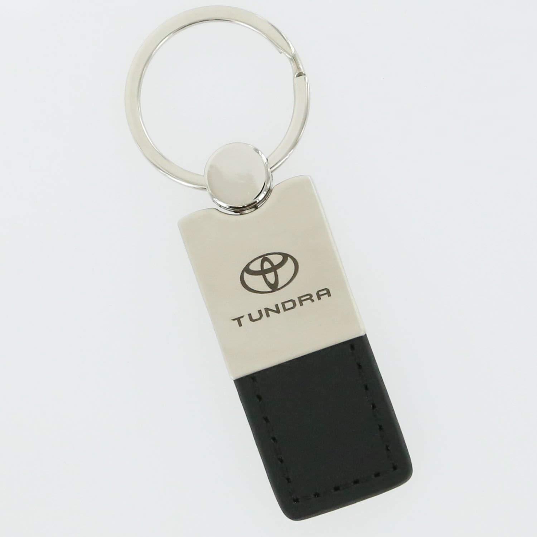 Llavero - Compatible Toyota Tundra [KC1740.TUN.BLK] - Duo Pr