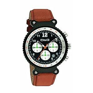 D&G Dolce&Gabbana DW0304 – Reloj cronógrafo de caballero