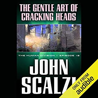 The Gentle Art of Cracking Heads audiobook cover art