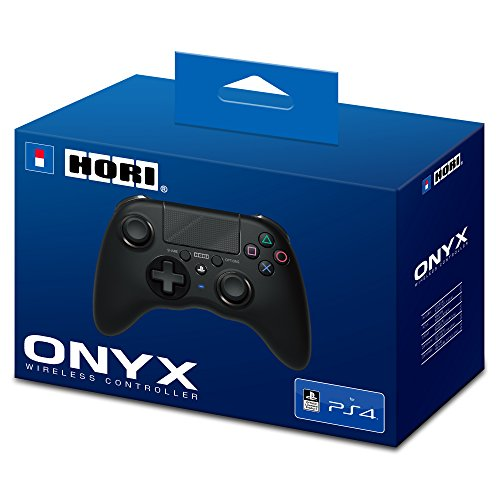 Hori Controller Bluetooth Wireless Onyx per Playstation 4 - Ufficiale Sony